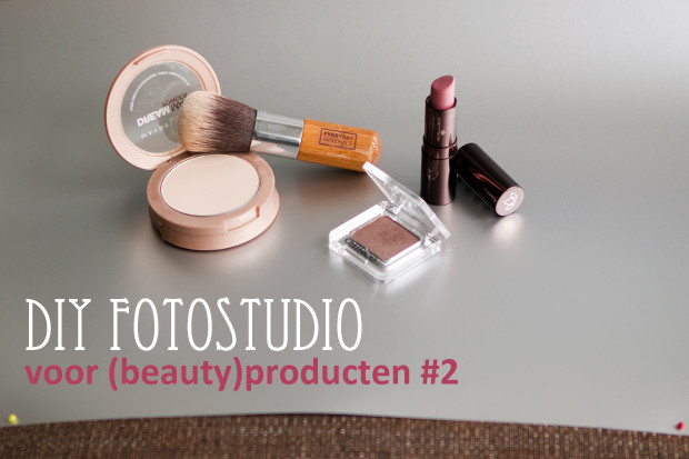 Diy Fotostudio  DIY fotostudio voor beauty producten 2