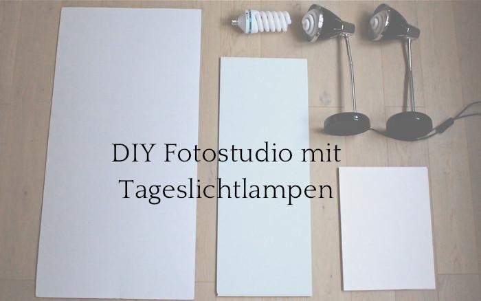 Diy Fotostudio  DIY Fotostudio und Fotolampen für Produktfotografie