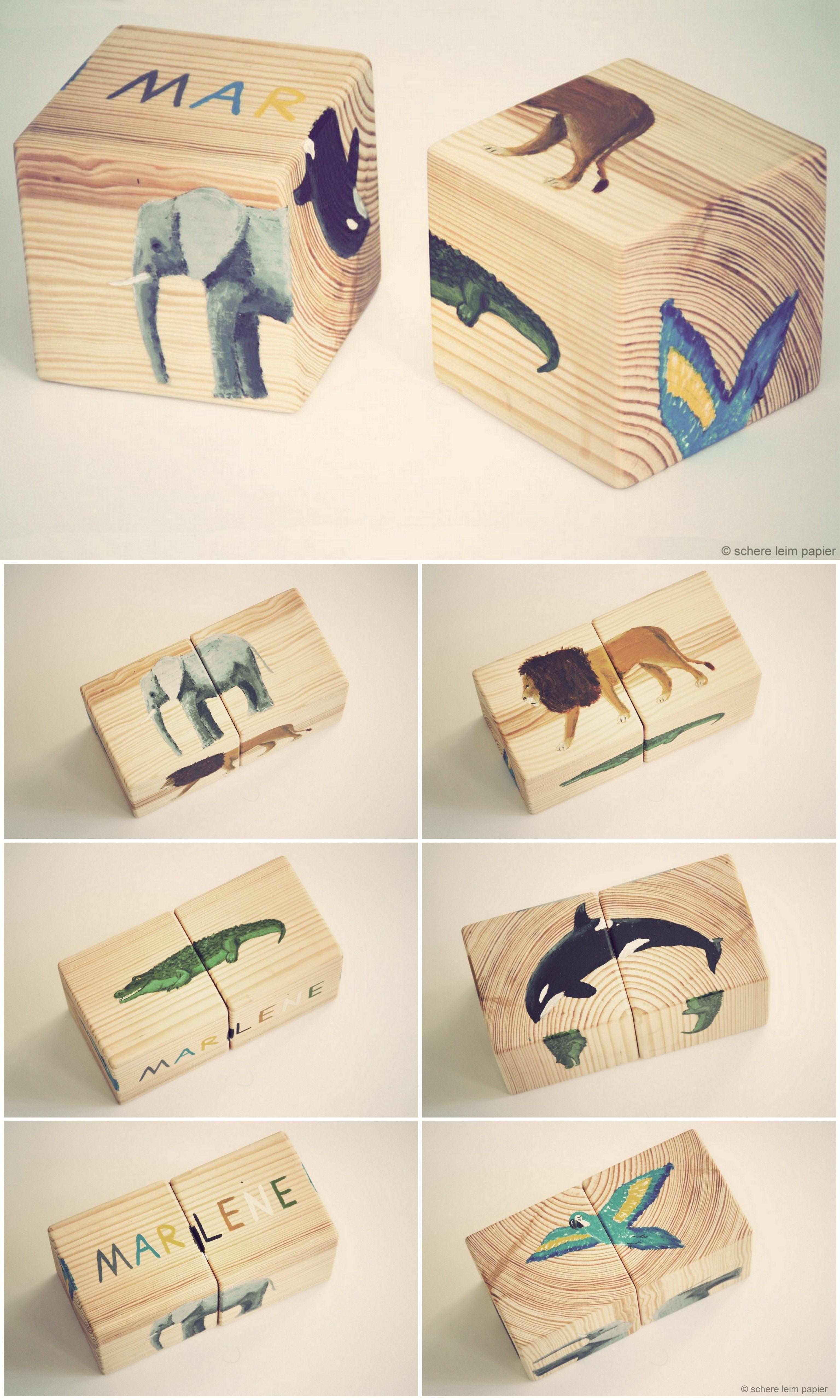 Diy Für Kinder  DIY Holzspielzeug selbstgemacht