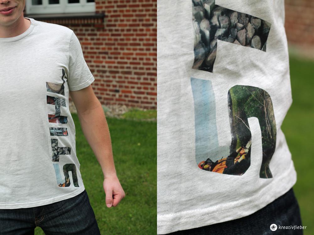 Diy Für Männer  DIY Stihl Shirt DIY Geschenk für Männer Selbermachen