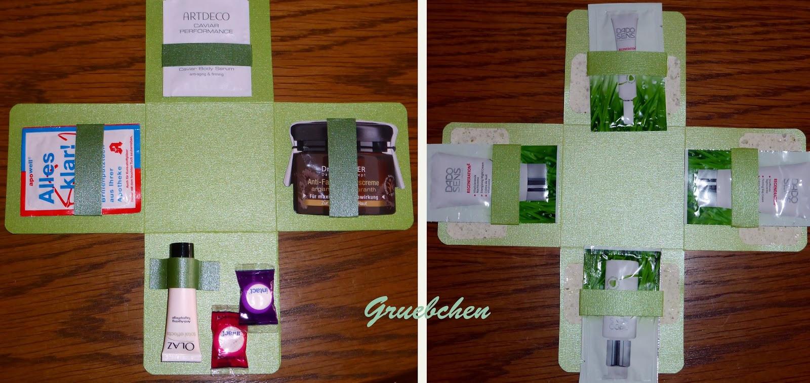 Diy Geburtstag  Grueb Style DIY Exploding Box zum 40 Geburtstag