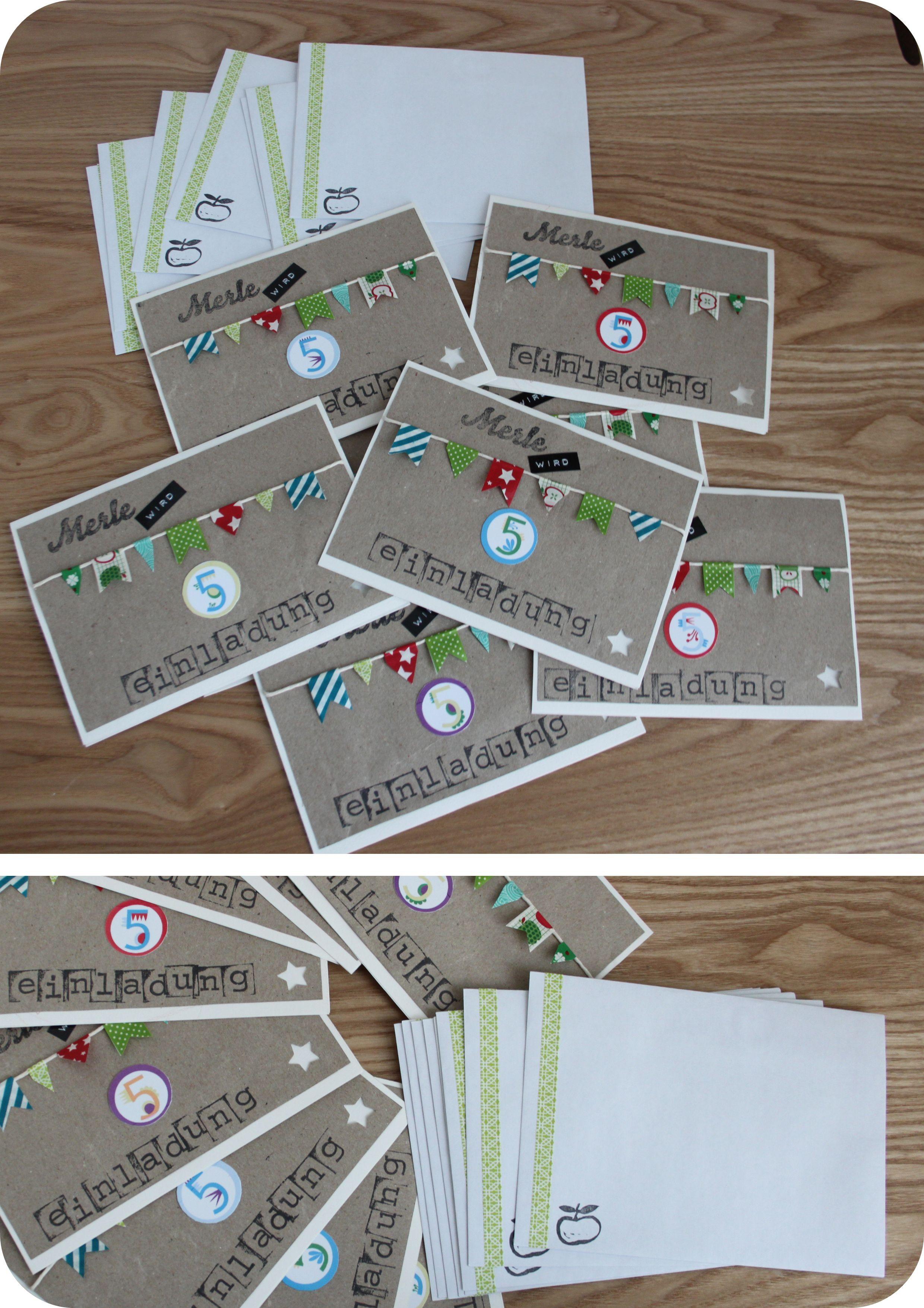 Diy Geburtstag  Diy Einladungskarten Hochzeit Puzzleteilen