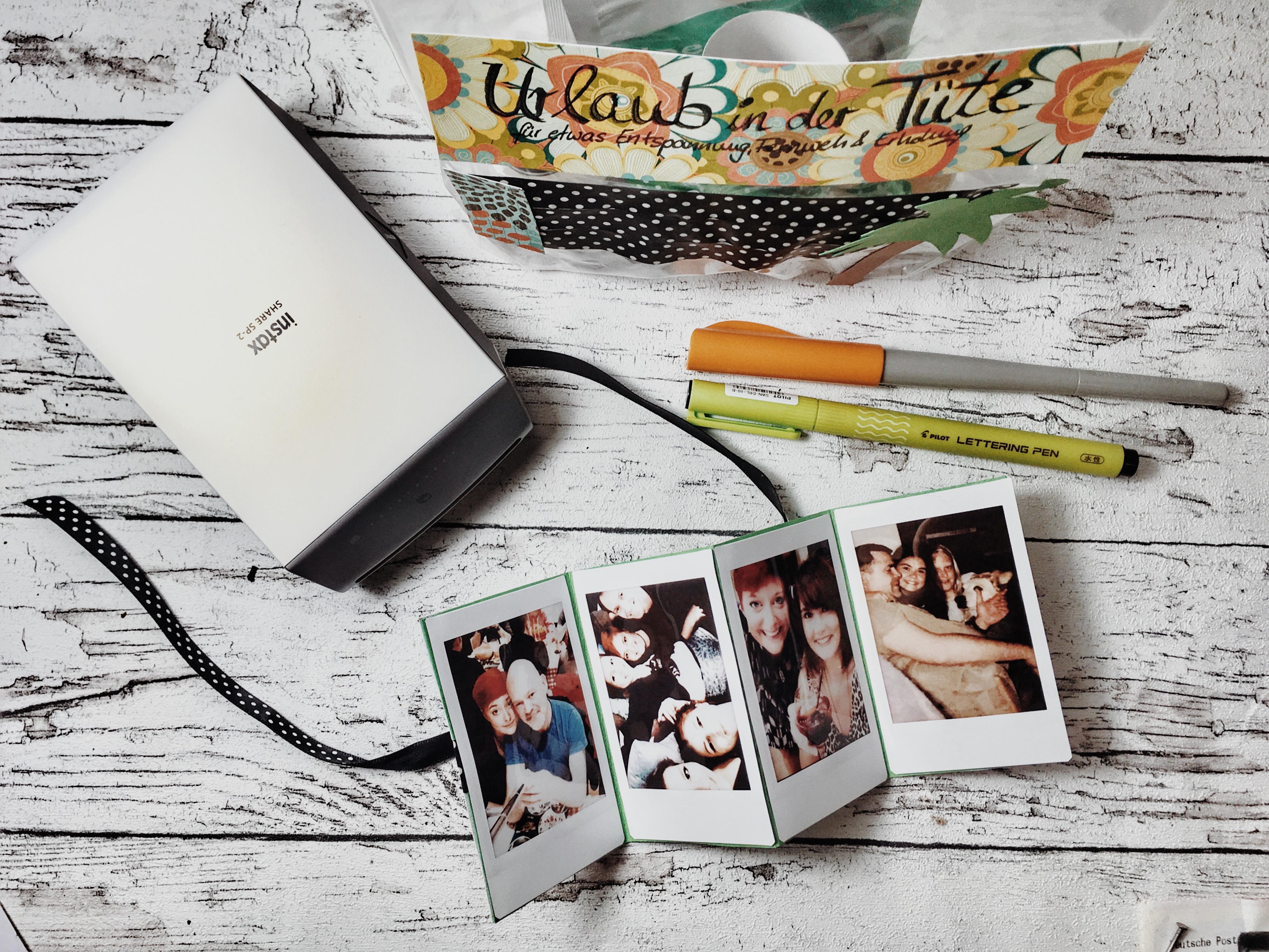 Diy Geburtstagskarte  DIY Geburtstagskarte & Urlaub in der Tüte