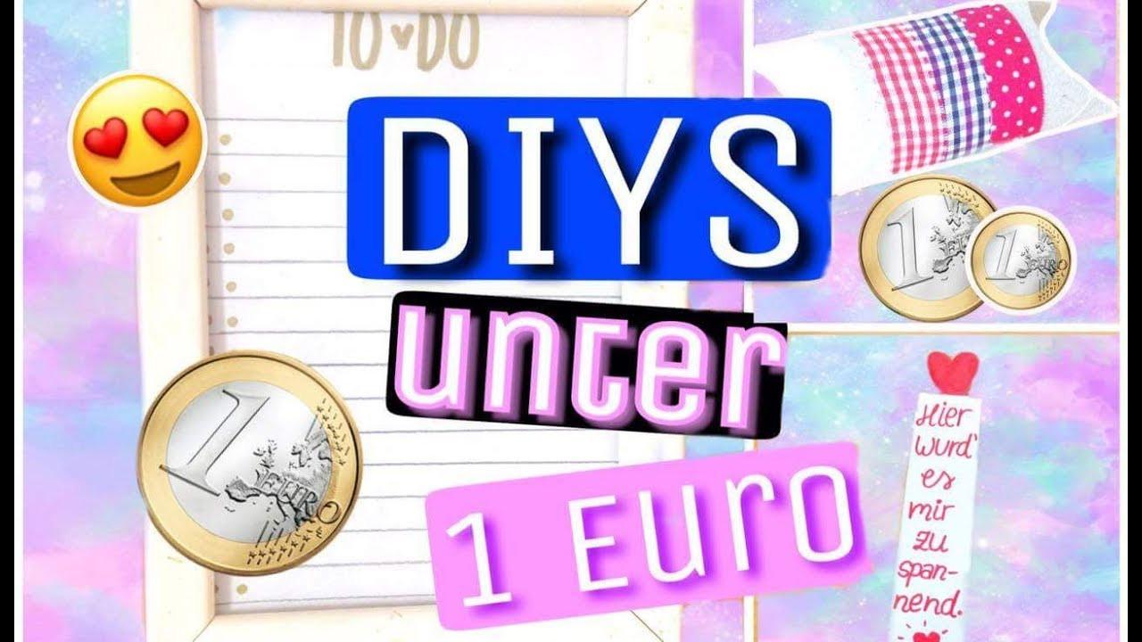 Diy Gegen Langeweile  EINFACHE DIYS UNTER 1€ GEGEN LANGEWEILE DIYhome