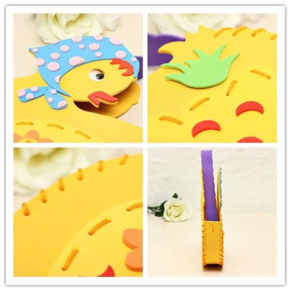 Diy Handwerk  DIY Eend Handwerk Tas online bestellen I MyXLshop Tip