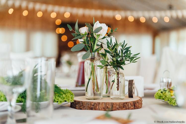 Diy Hochzeitsdeko  Die schönsten Hochzeitsdeko Trends 2017