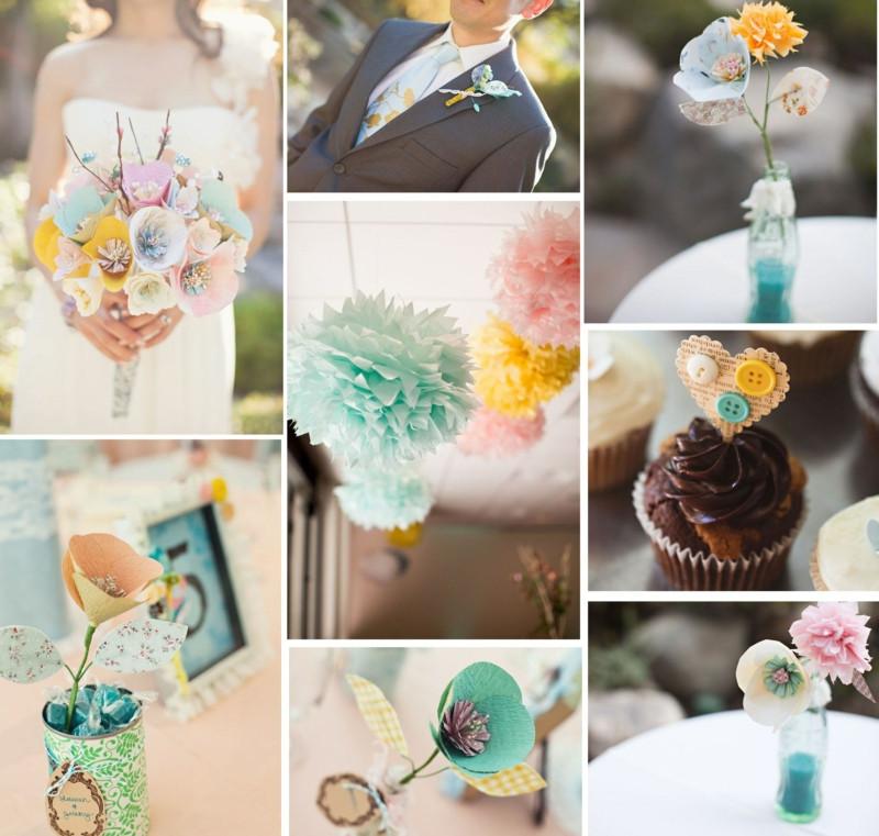 Diy Hochzeitsdeko  25 originelle Hochzeitsdeko Ideen zum Selbermachen