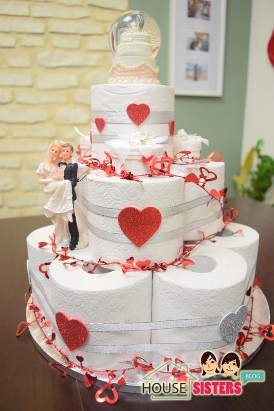 Diy Hochzeitsgeschenke  Wir bloggen uns um Haus und Fragen HouseSisters