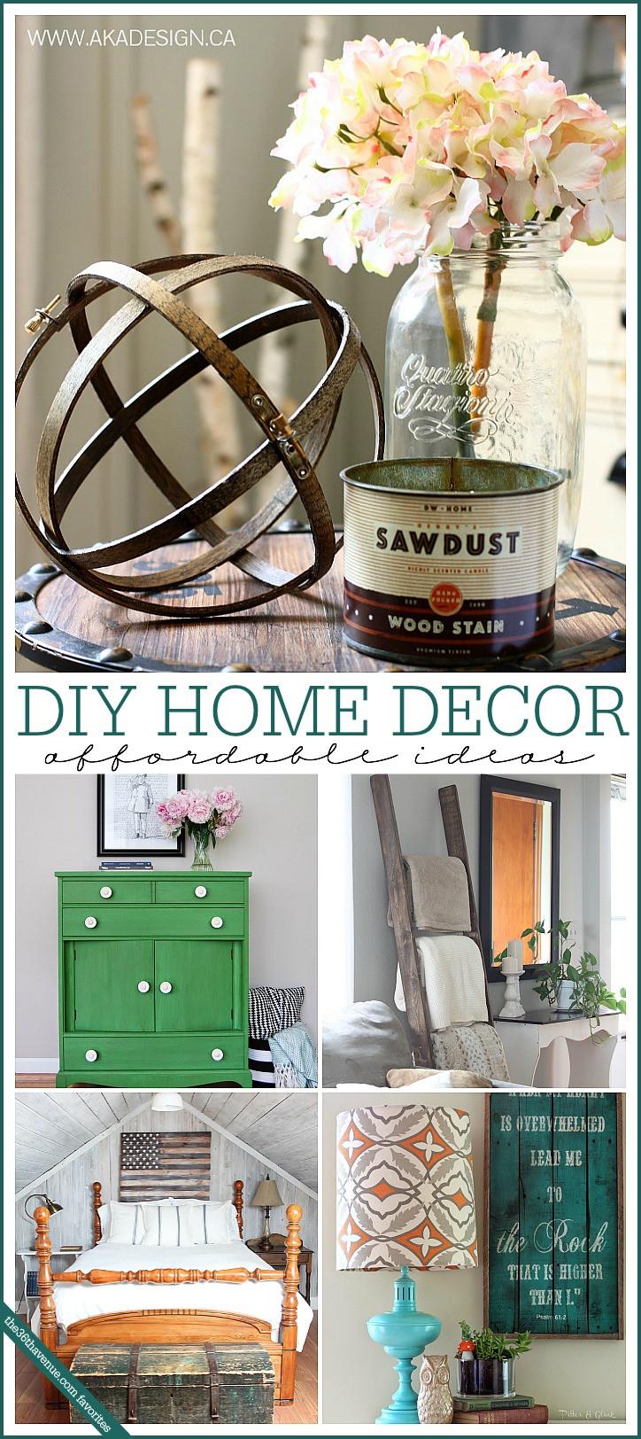 Diy Home Ideas  Home Decor DIY Ideas