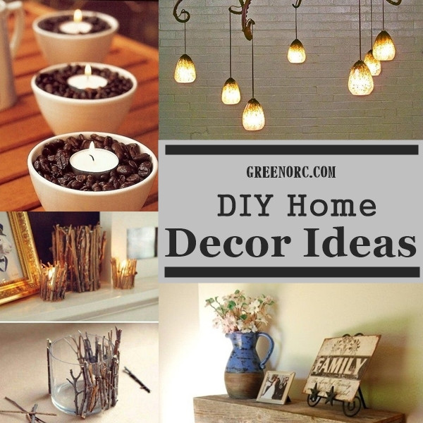 Diy Home Ideas  40 Useful DIY Home Decor Ideas