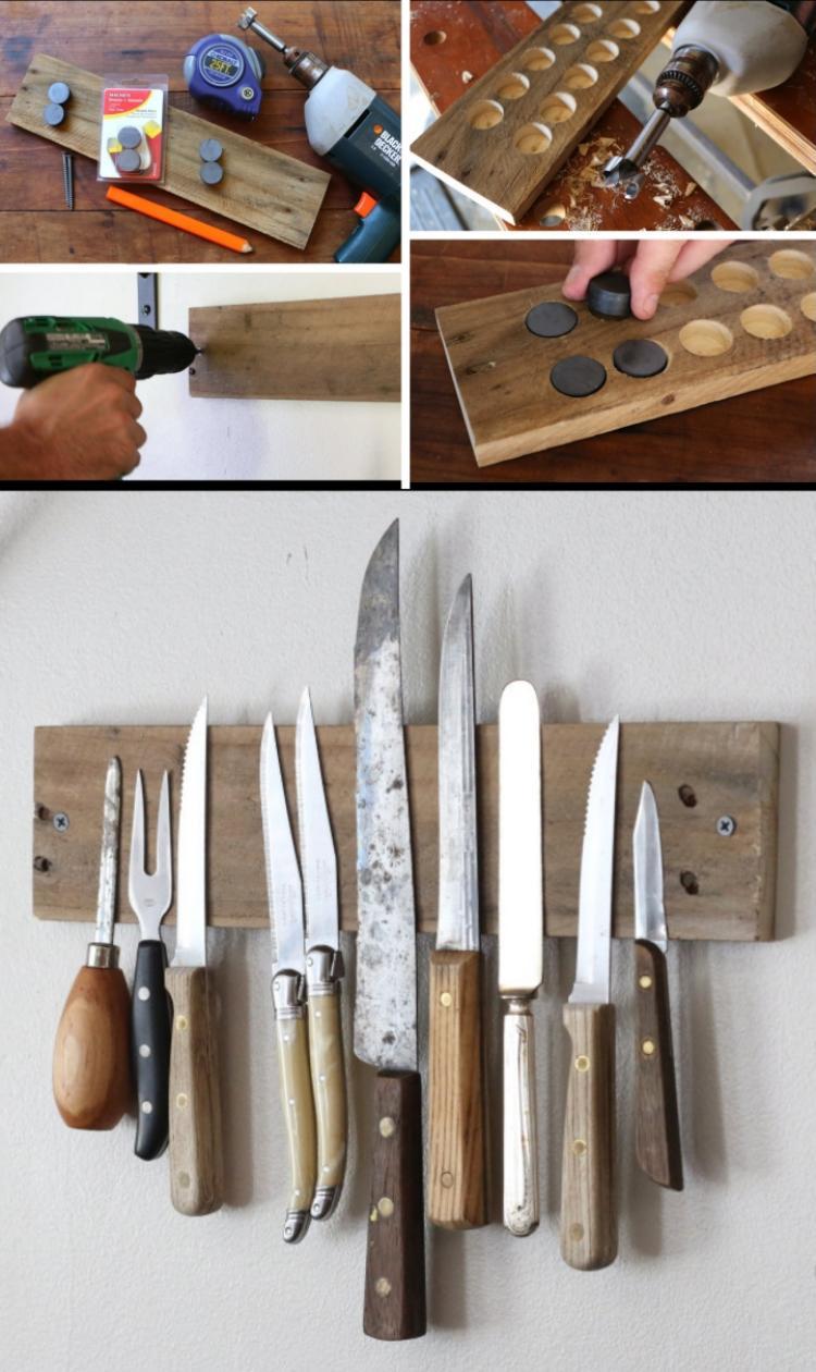 Diy Ideen Holz  Wanddeko aus Holz zum Selbermachen 7 kreative Ideen