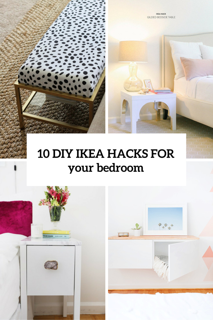 Diy Ikea Hacks  10 Awesome And Practical DIY IKEA Hacks For Your Bedroom