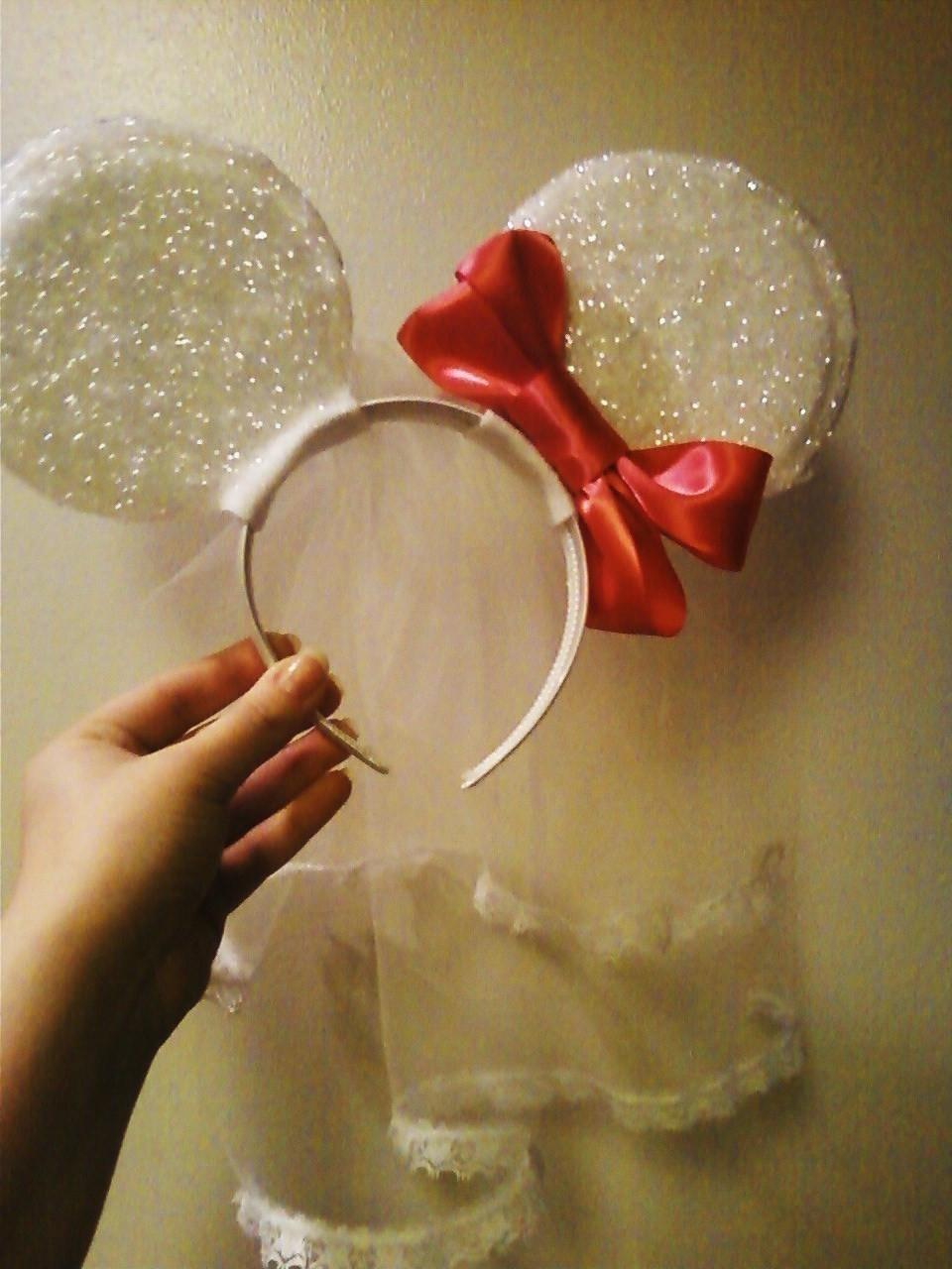 Diy In Ear  Diy Mickey Minnie Ears · How To Make An Ear Horn