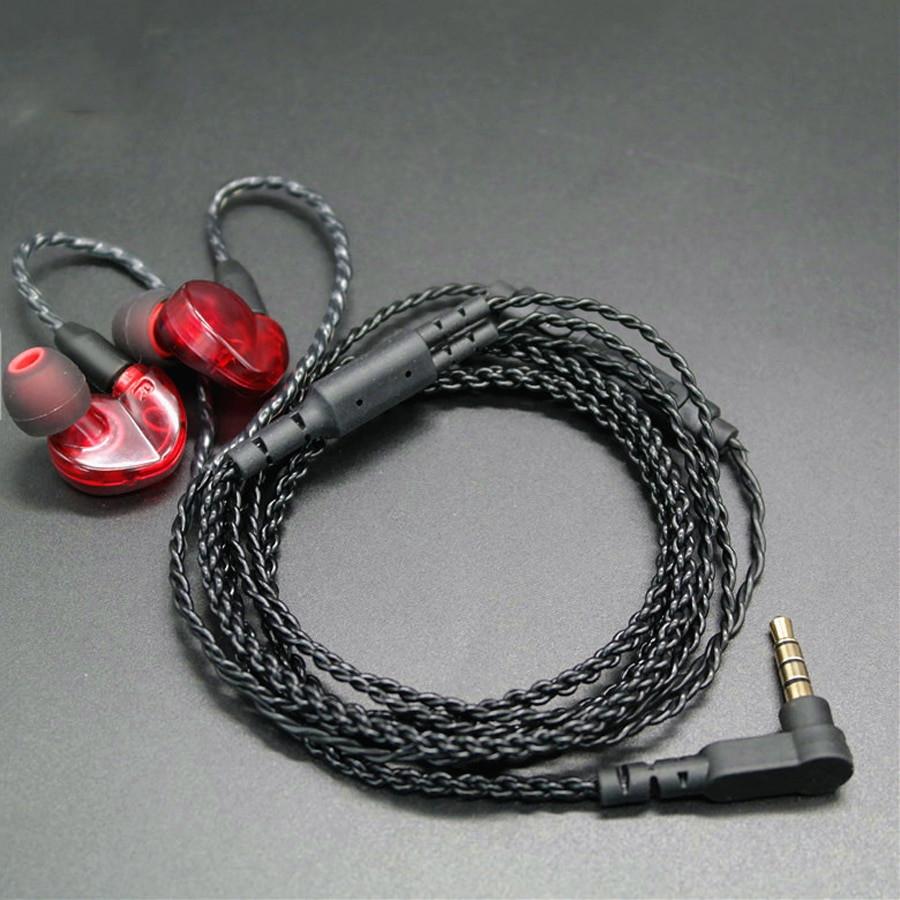 Diy In Ear  DIY In ear Earphone MMCX Cable for Shure SE215 SE535 SE846