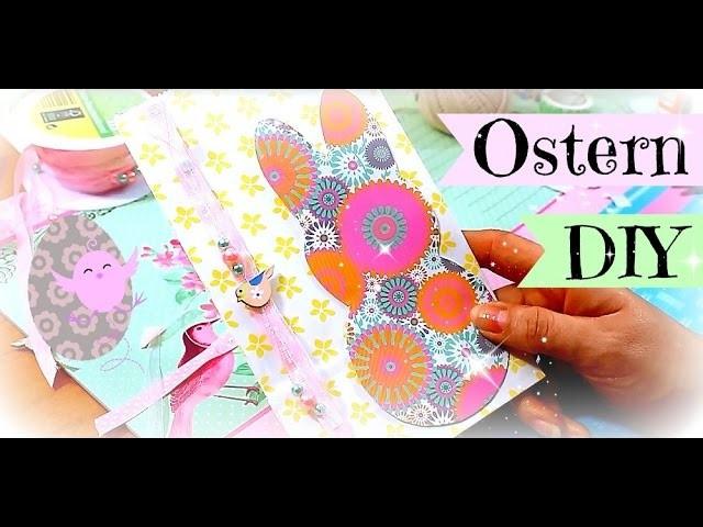 Diy Inspiration Basteln  MODERNES Osternest basteln DIY Inspiration