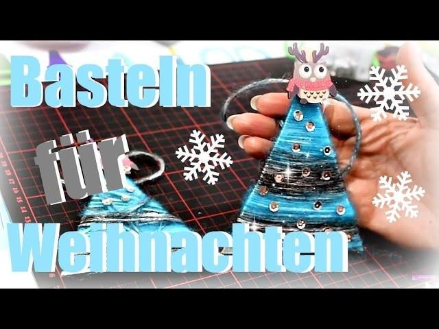 Diy Inspiration Basteln  DIY Inspiration Weihnachten 2016 Baumschmuck basteln