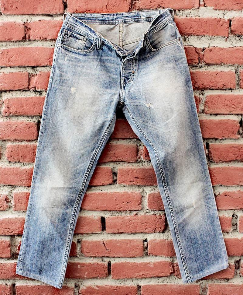 Diy Jeans  DIY Ripped Denim