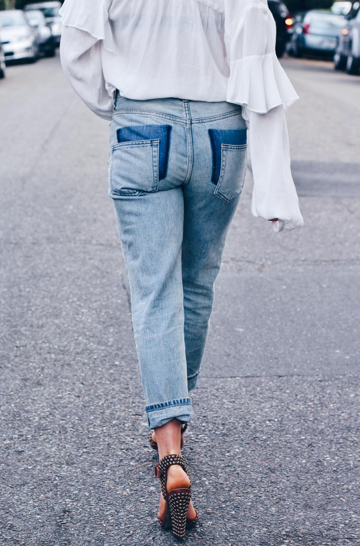 Diy Jeans  DIY Drop Pocket Jeans – Honestly WTF