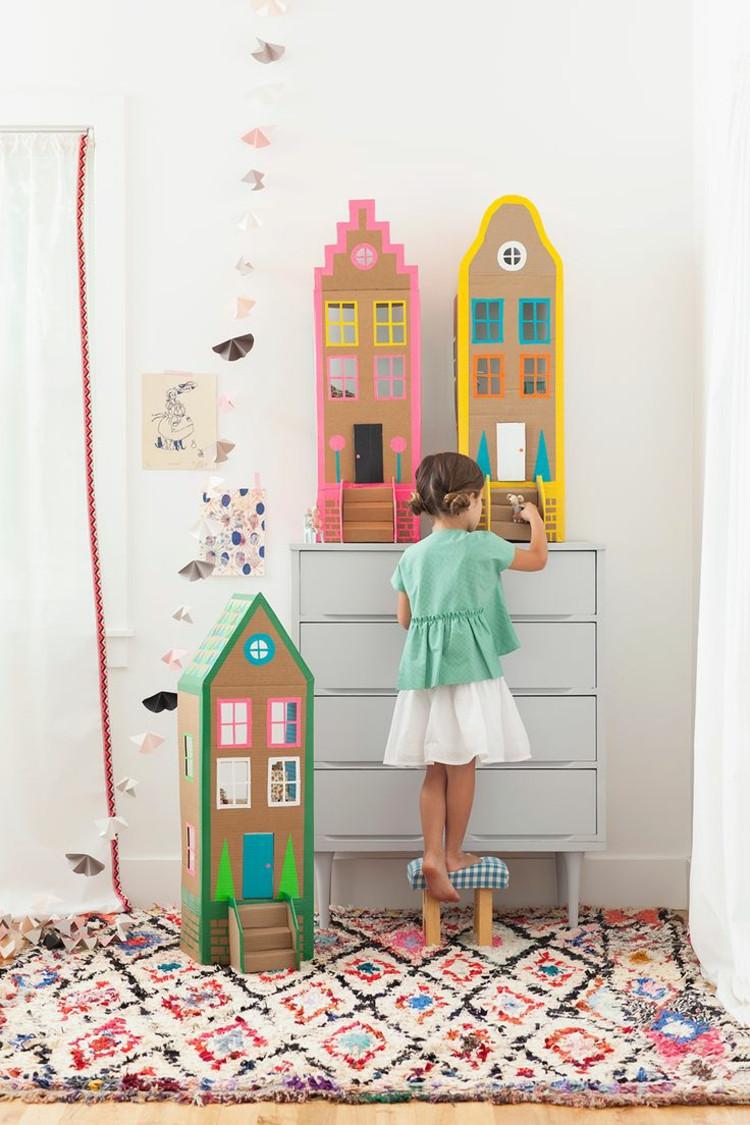 Diy Kinderzimmer Deko  Tolle Kinderzimmer Deko mit sen 18 kreativen Bastelideen