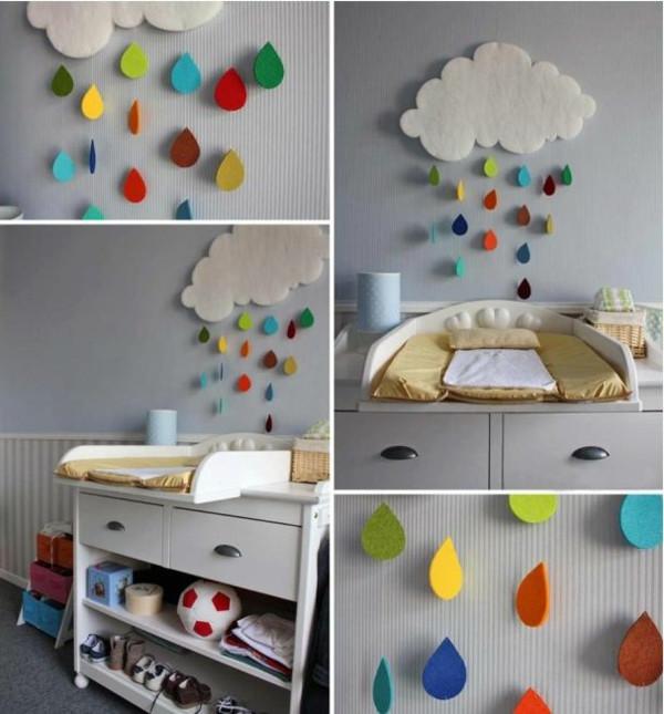 Diy Kinderzimmer Deko  Kinderzimmer Deko Ideen wie Sie ein faszinierendes