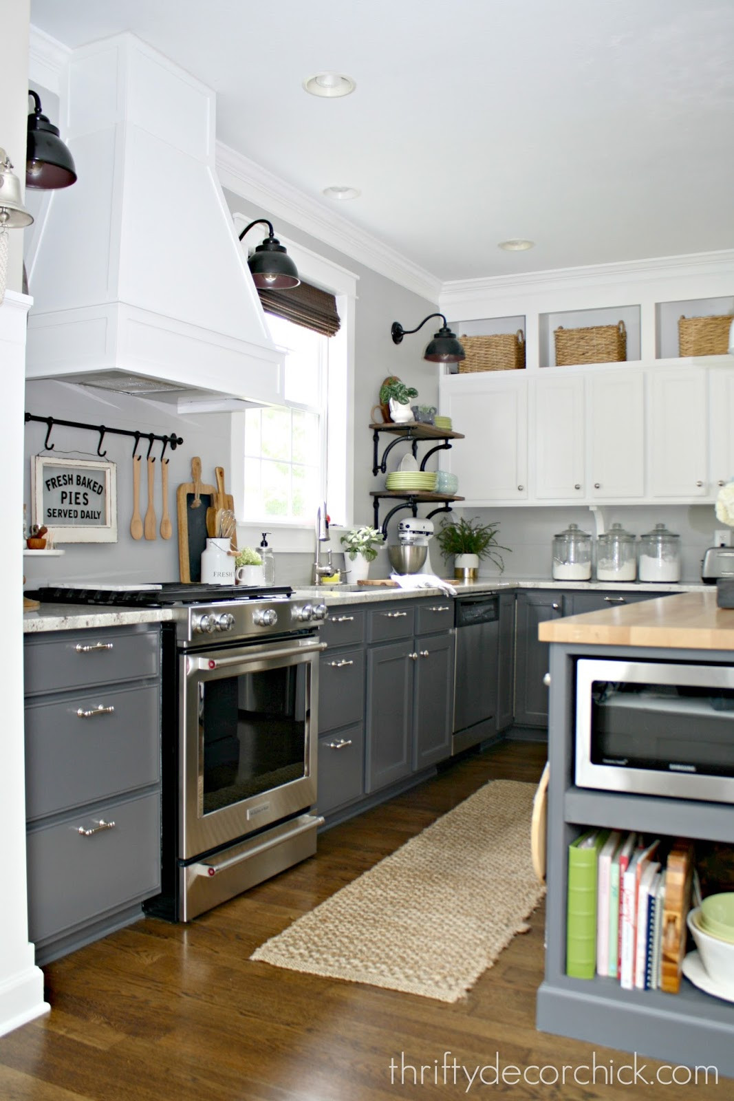 Diy Kitchens  A DIY kitchen renovation update nine months later from