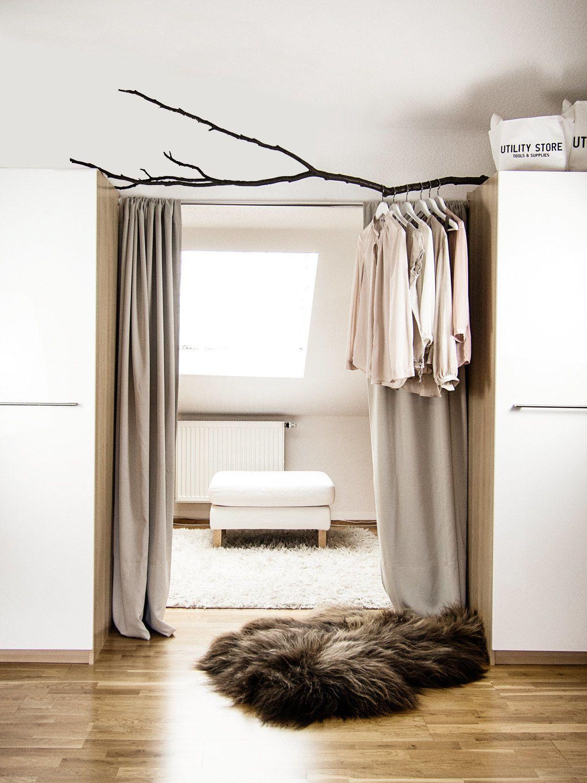 Diy Kleiderstange  Garderoben selber bauen Die besten Ideen und DIY Tipps