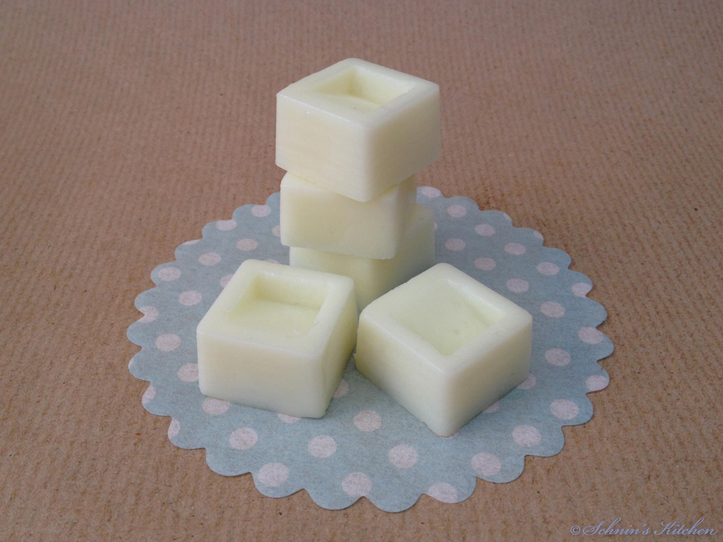 Diy Kosmetik  DIY Kosmetik Body Butter Lotion Bars alias Bodylotion am