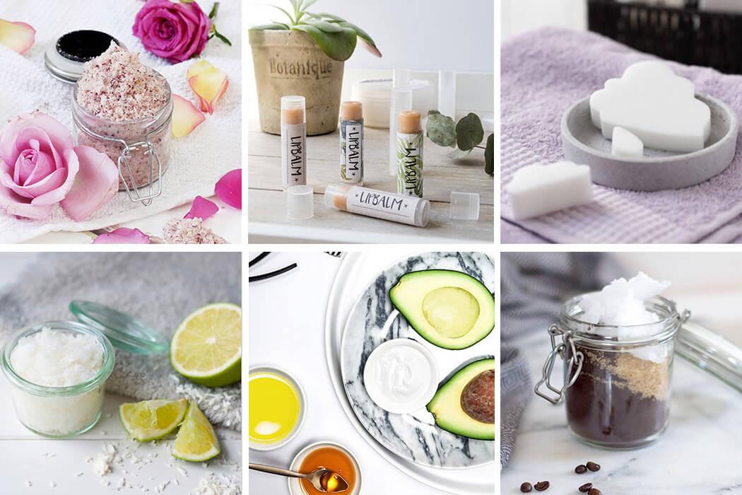 Diy Kosmetik  Die schönsten Beauty DIYs Kosmetik selber machen
