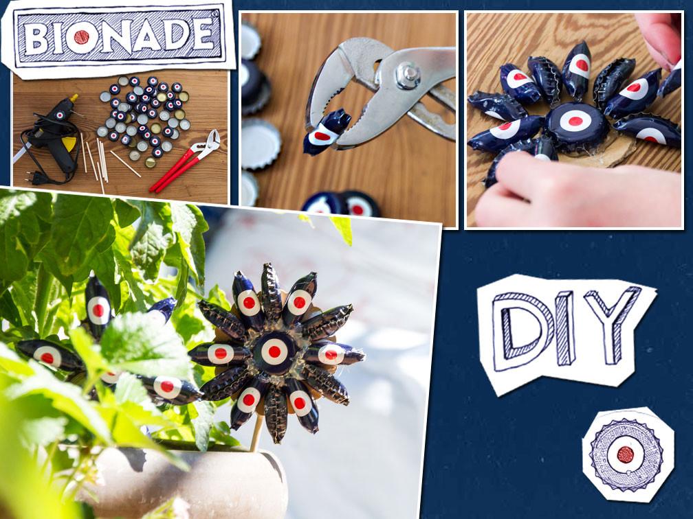 Diy Kronkorken  Do It Yourself Tipps – Bionade