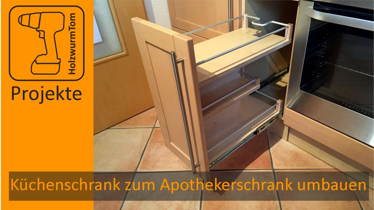 Diy Küchenschrank  Tolle Küchenschrank Selber Bauen Haus