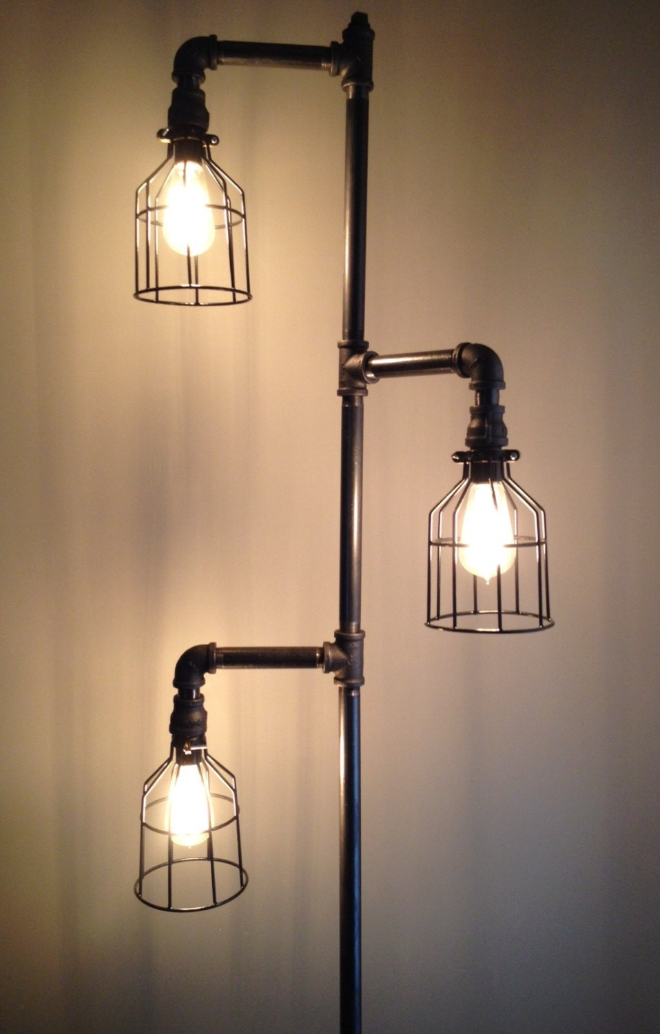 Diy Lamp  Inexpensive DIY Floor Lamp Ideas to Make at Home