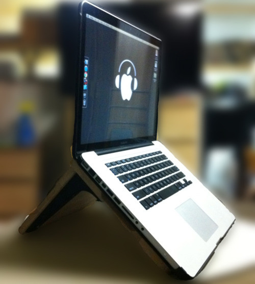 Diy Laptop Stand  10 Cheap & Easy DIY Laptop Stands