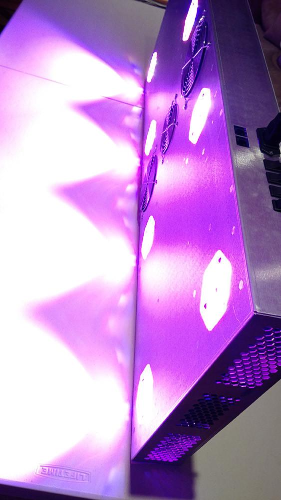 Diy Led Grow Light  DIY Inspired 8x 450w plete LED Grow Light Project non