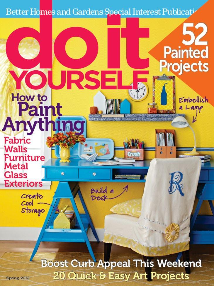 Diy Magazine  DIY