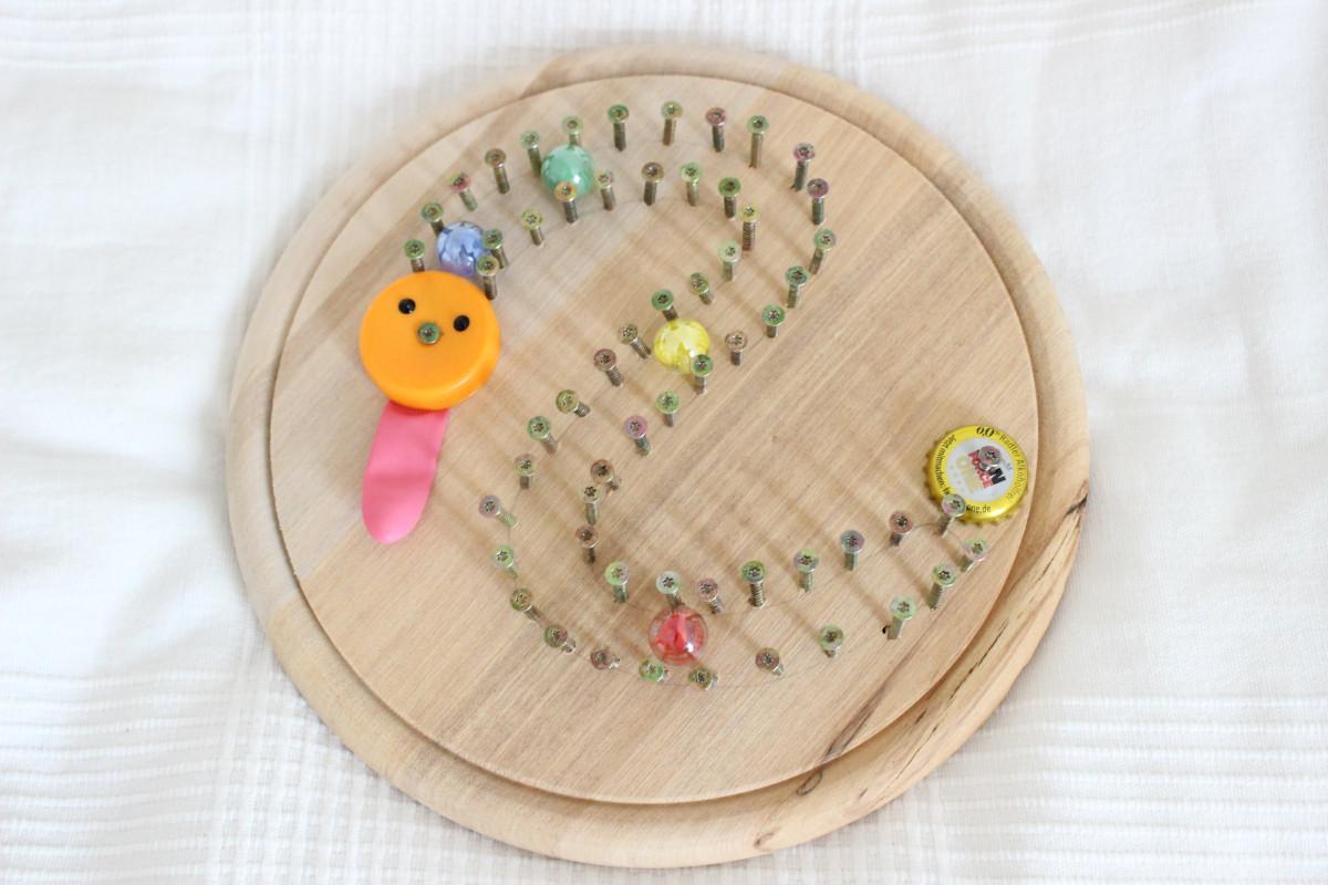 Diy Mit Kindern  DIY – Werken mit Kindern Murmelbahn