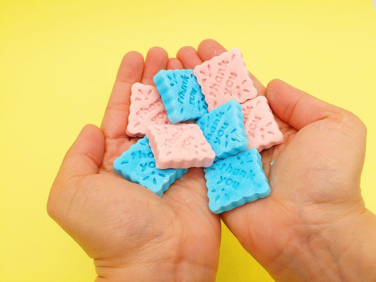 Diy Mit Kindern  Knetseife selber machen schöne Bastelideen für Kinder