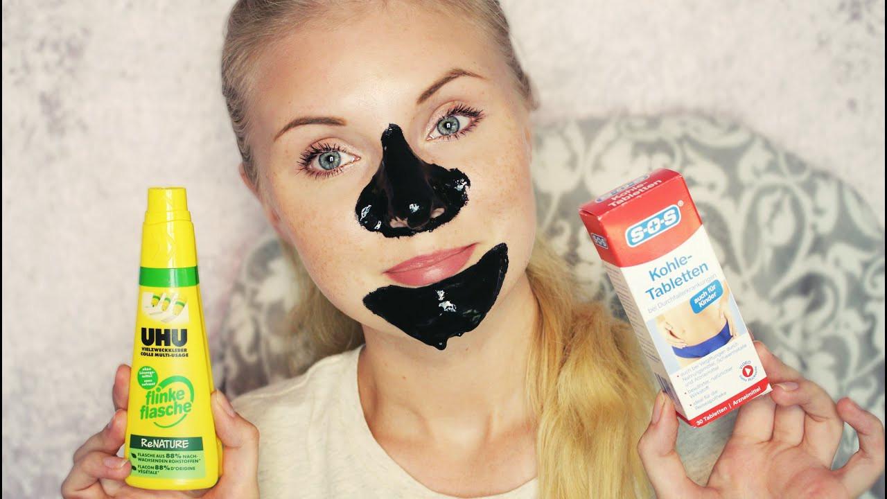 Diy Mitesser Maske  DIY Mitesser Maske TOP oder FLOP