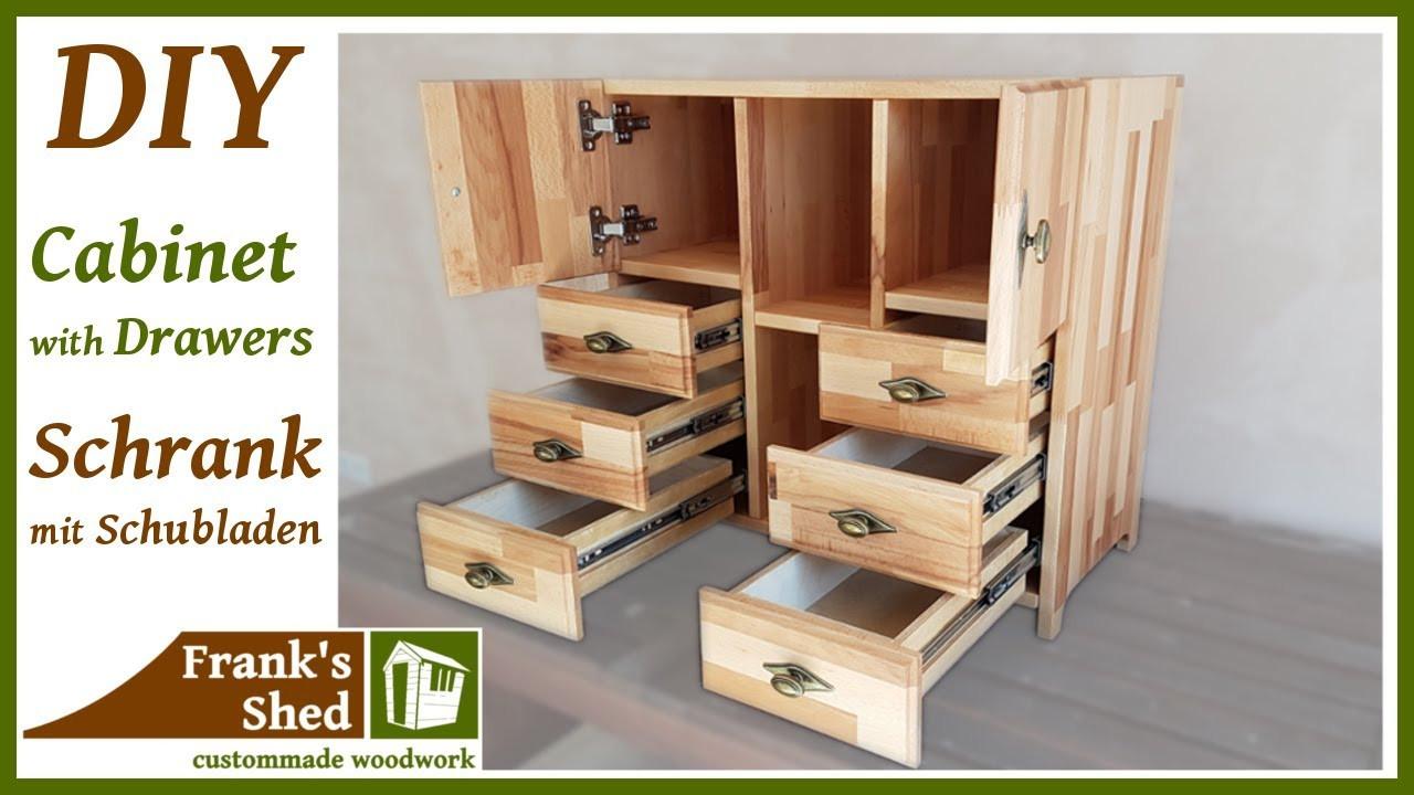 Diy Möbel Anleitung  DIY Möbel selber bauen