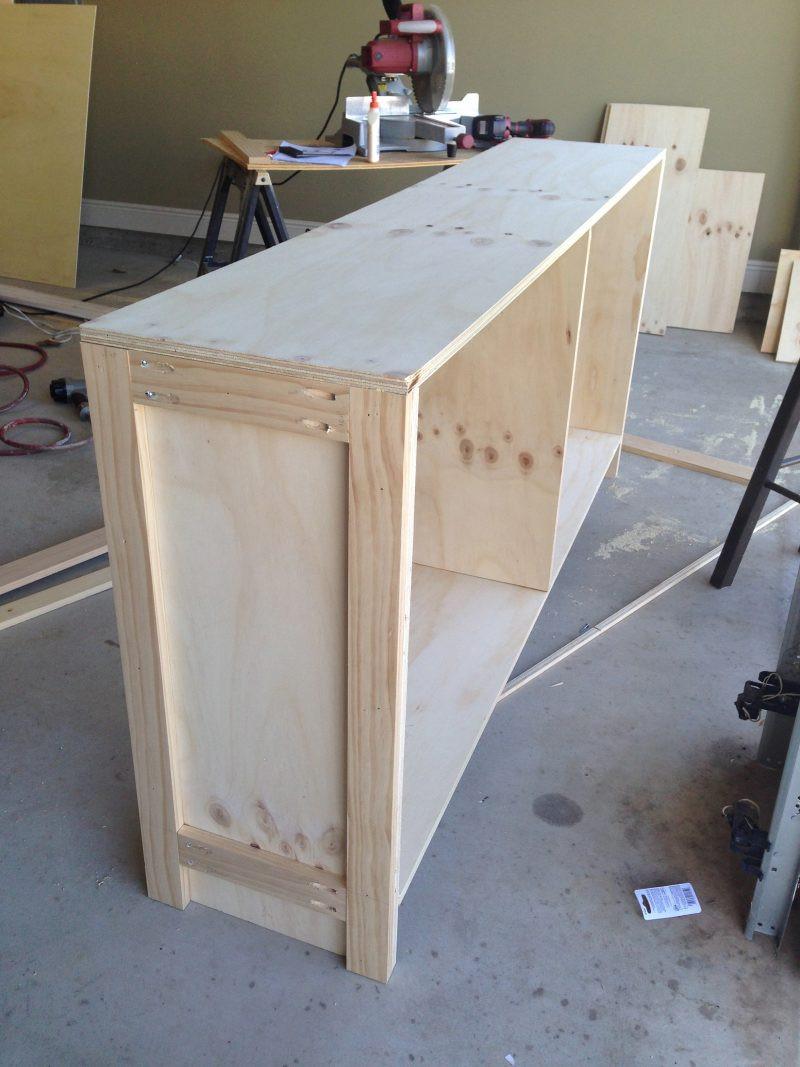 Diy Möbel Anleitung  Sideboard selber bauen 49 DIY Ideen und Anleitung DIY