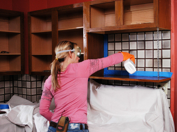 Diy Network  Painting Kitchen Cabinets how tos