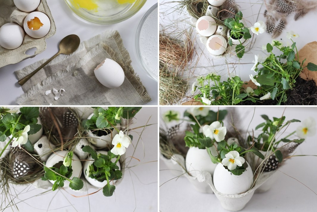 Diy Osterdeko  Kreative Osterdeko 6 einfache Ideen zum Selbermachen DIY