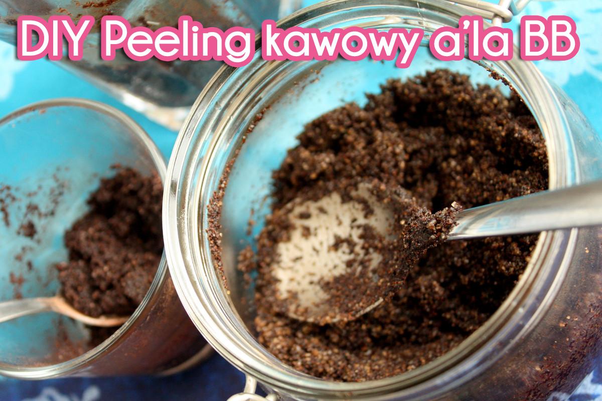 Diy Peeling  Kuna Domowa DIY Peeling kawowy Body Boom 3 proste sposoby