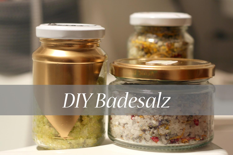 Diy Peeling  vida nullvier DIY Badesalz und Peeling I Geschenkefinder