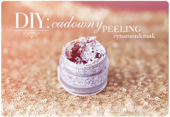 Diy Peeling  Alina Rose Blog Kosmetyczny DIY peeling do skórek dłoni