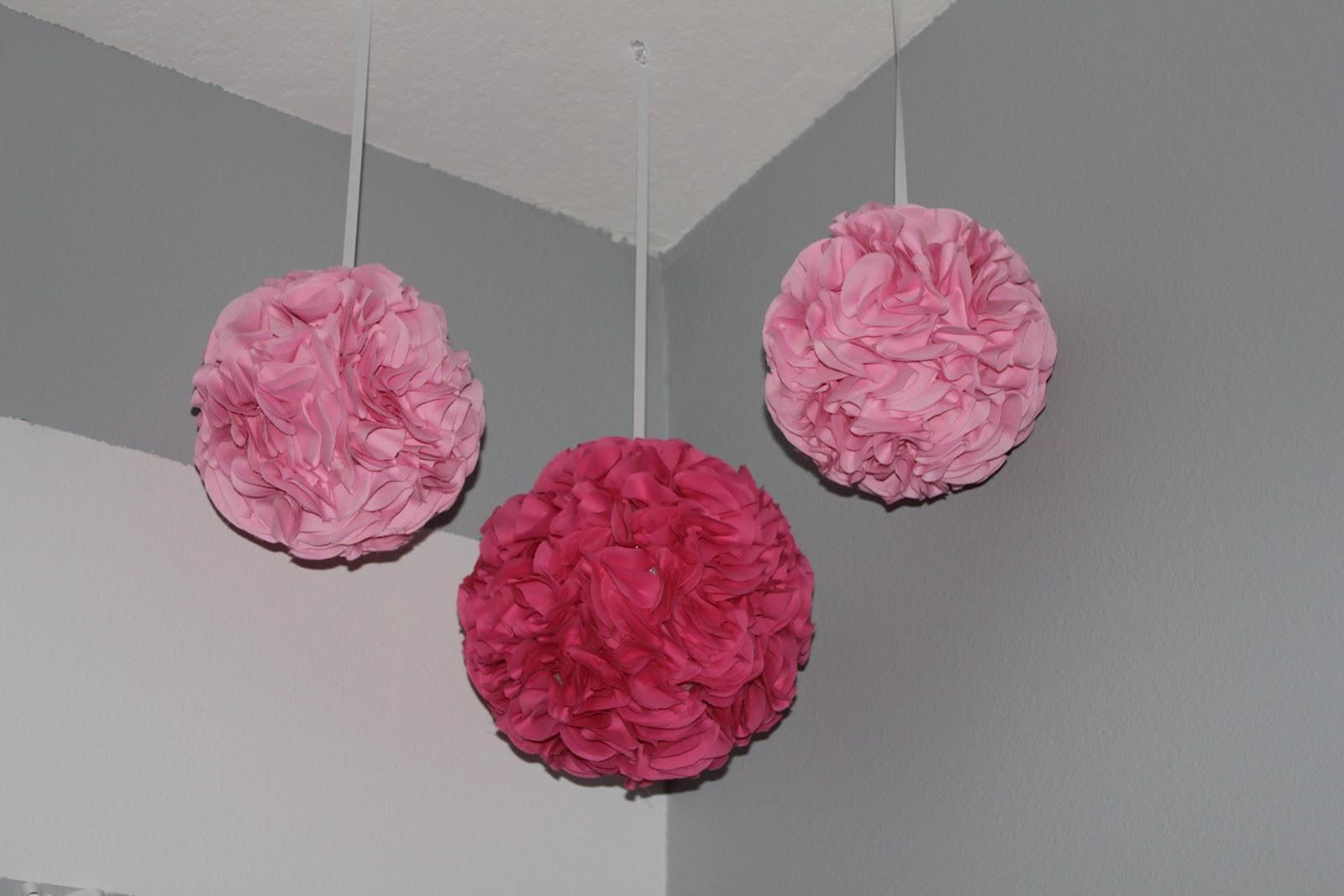 Diy Pom Poms  simply made with love DIY Fabric Pom Poms