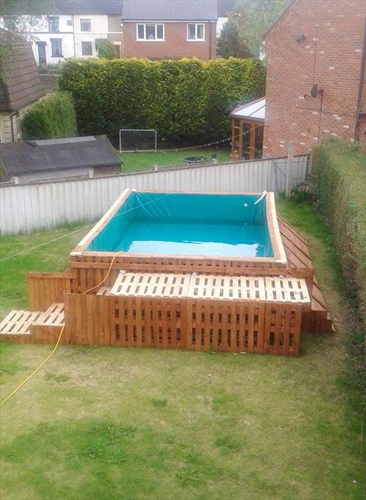 Diy Pool  12 Steps To Your Diy Swimming Pool That Will Look