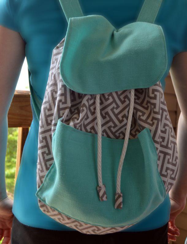 Diy Rucksack  1000 images about Backpack diaper bag on Pinterest