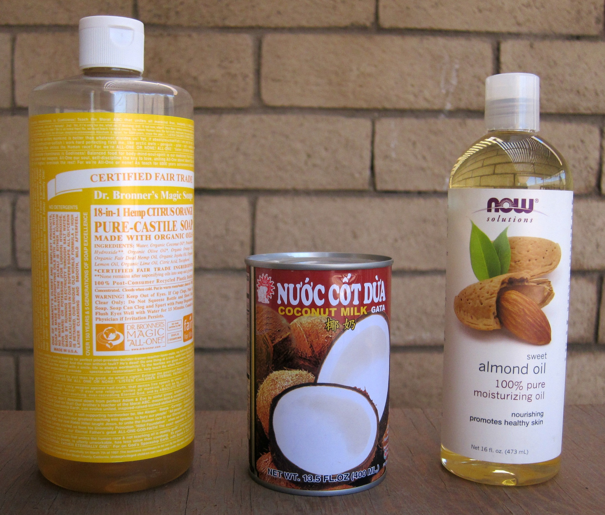 Diy Shampoo  Homemade Shampoo Conditioner