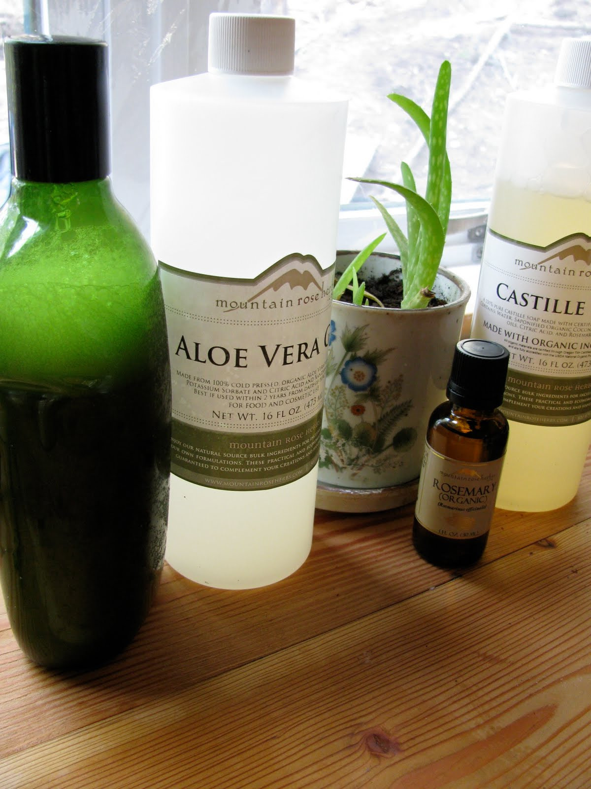 Diy Shampoo  Methow Valley Herbs Make your own herbal shampoo