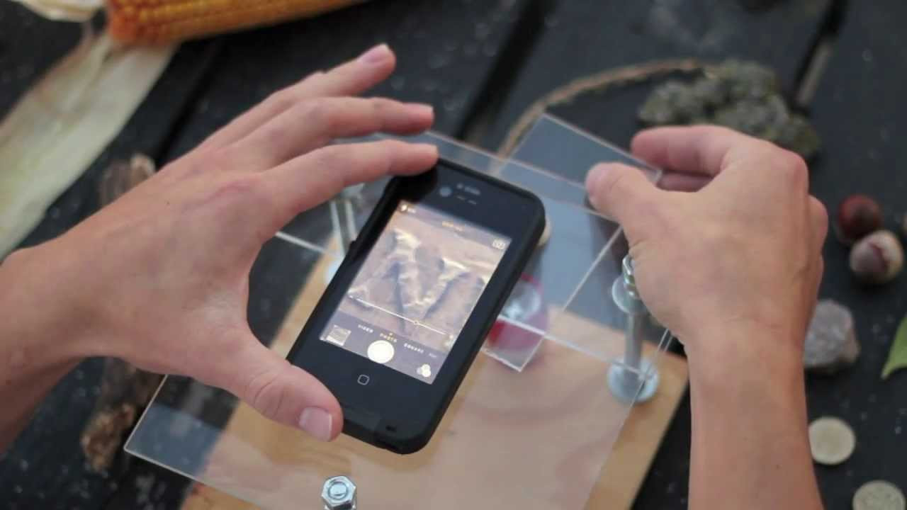 Diy Smartphone  DIY How to Create Your Own Microscope Camera using Your